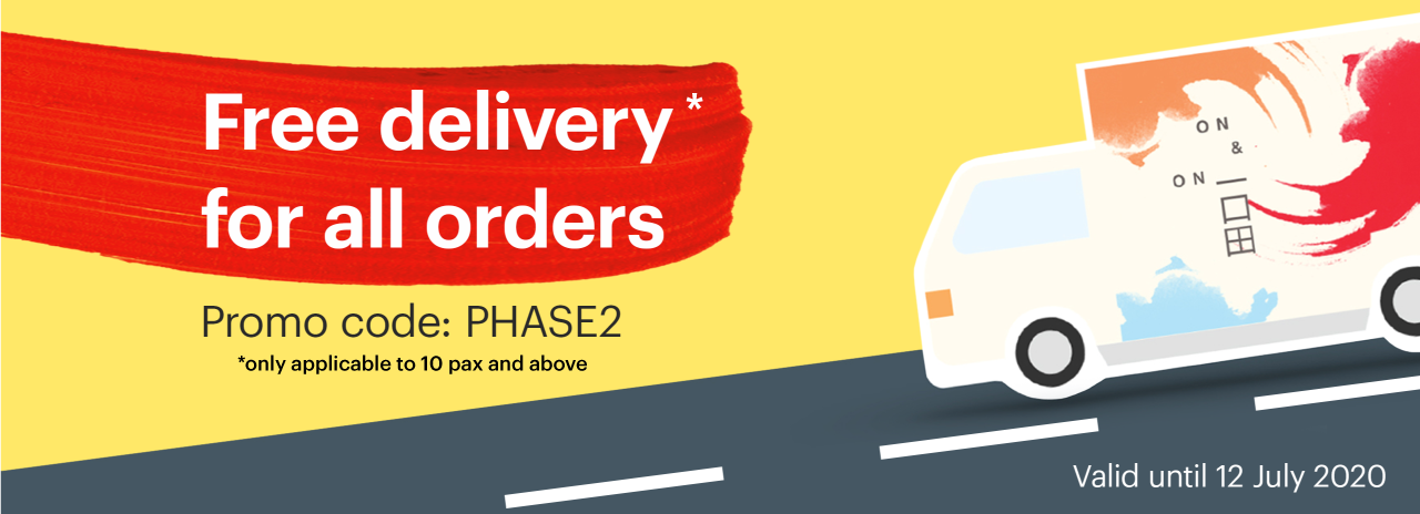 Free Delivery Phase 2